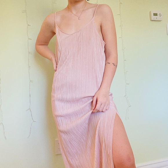 Aeropostale Dresses & Skirts - High thigh slip dress NWT!